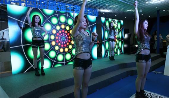 【南京站】美女dancer降临现场